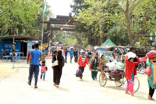 रोकिएन सुदूरपश्चिमबाट भारत पस्नेक्रम