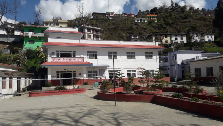 Fourteen positive Corona Case In Doti including Six Nepal Army Personnel