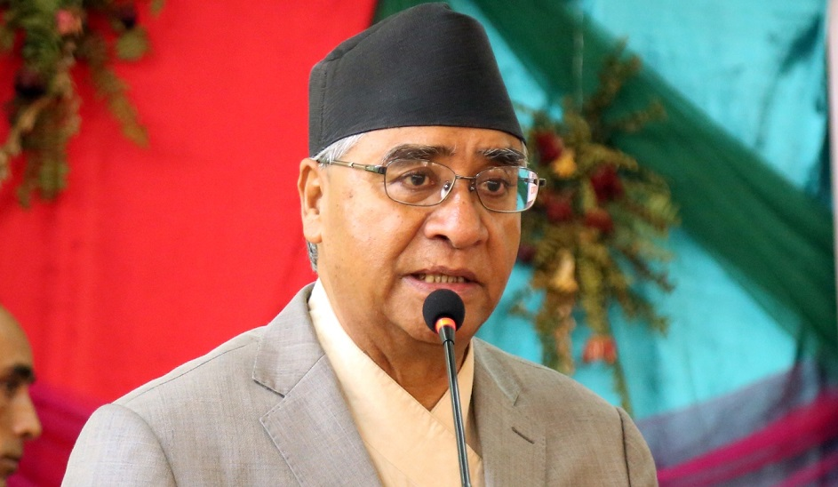 Center and provincial govt haven't worked effectively to control COVID-19: Deuba