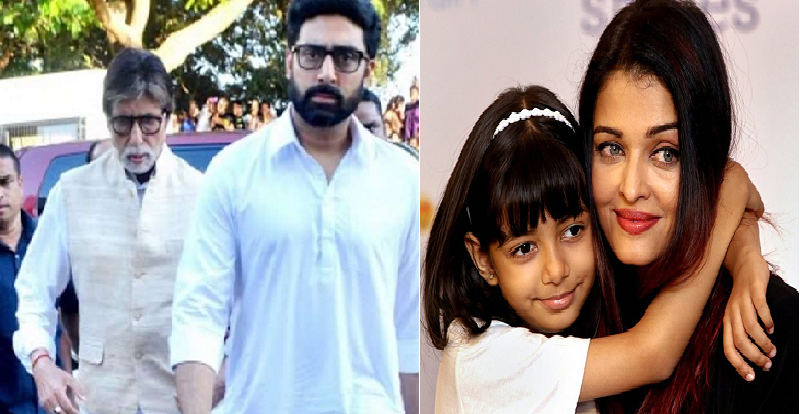 बलिउड नायक अमिताभ बच्चनको परिवारका चार सदस्यमा कोरोना संक्रमण