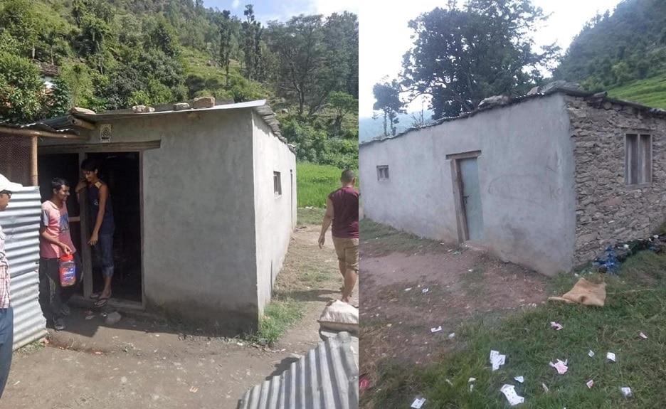 कृषि उपज संकलन केन्द्रमा नेकपा नेताको मदिरा पसल