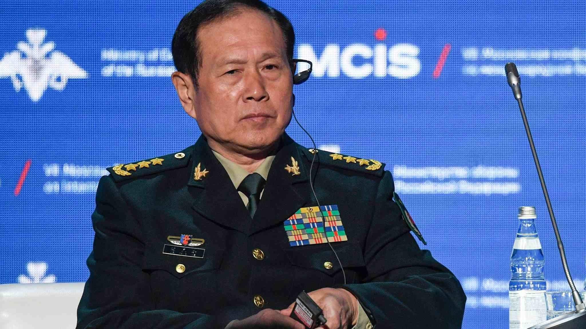 चिनियाँ रक्षामन्त्री फेङ्हे मंसिर १४ गते आएर त्यही दिन फर्कने