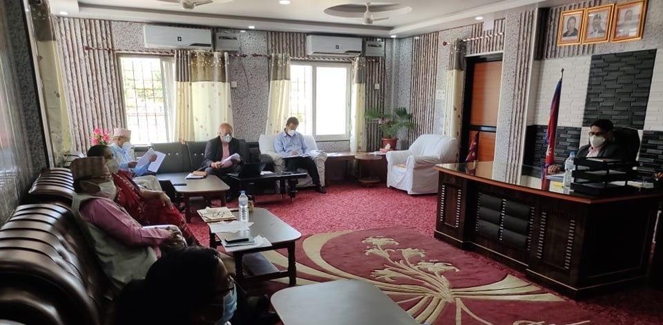 खप्तड क्षेत्र पर्यटन विकास समितिको अध्यक्षमा हर्कबहादुर सिंह