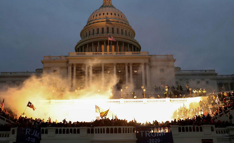 अमेरिकी संसद्मा आक्रमण : चार जनाको मृत्यु पछि आपत्काल घोषणा