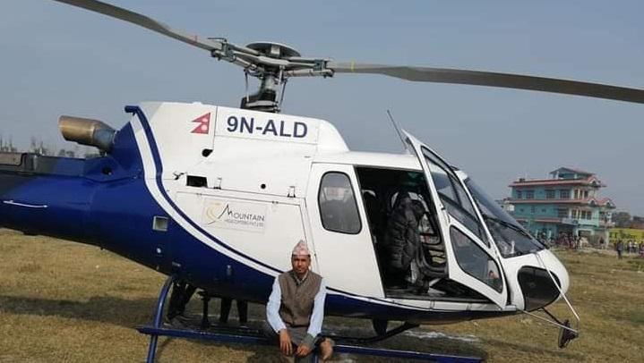 डोटी र धनगढीबाट हेलिकोप्टरमा खप्तड घुम्न पाईने : यस्तो छ प्याकेज
