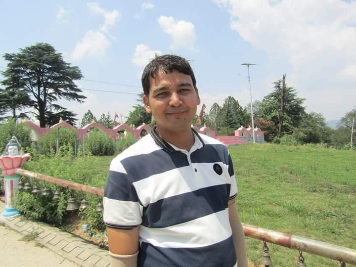 पत्रकार बमद्वारा जन्मदिनको अवसरमा अक्षय कोष स्थापनाका लागि सहयोग