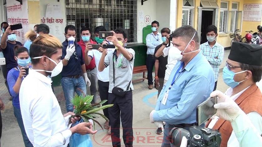 सुदूरपश्चिमका १९ हजारले जिते कोरोना, ११ हजार सक्रिय संक्रमित